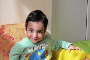 Ахмед, сентябрь 2016 г.