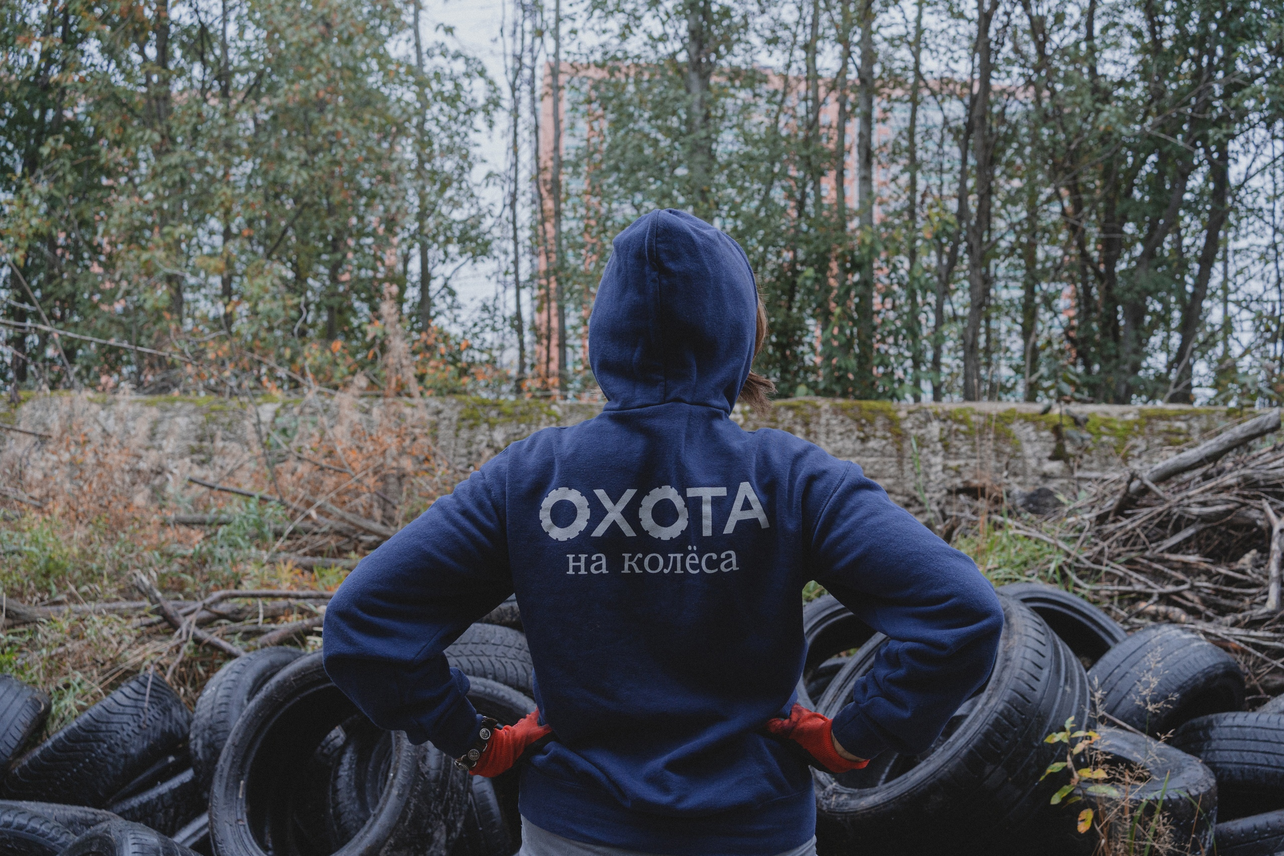 В Петербурге и Ленинградской области стартовал сезон экоквеста «Охоты на колёса»